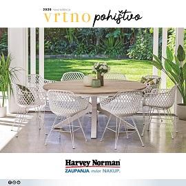 Harvey Norman katalog Vrtno pohištvo