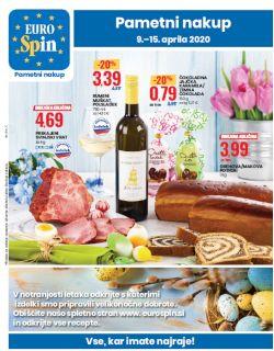 Eurospin katalog do 15. 4.
