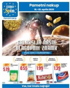 Eurospin katalog do 22. 4.