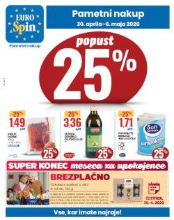 Eurospin katalog do 6. 5.