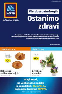 Hofer katalog od 3. 4.