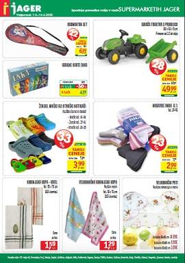 Jager katalog tekstil do 14.4.