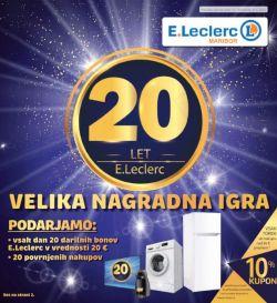 E Leclerc katalog Maribor do 14. 6.
