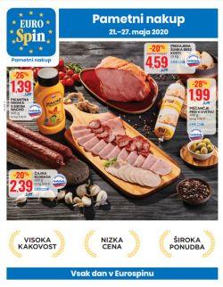 Eurospin katalog do 27. 5.