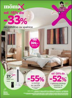 Momax katalog Pohištvo za spalnice do 30. 5.