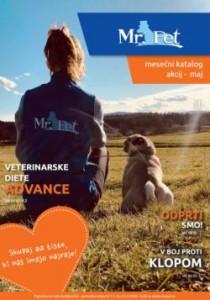 Mr Pet katalog maj 2020
