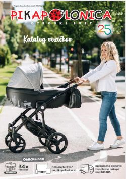 Pikapolonica katalog vozičkov 2020