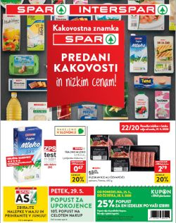Spar in Interspar katalog do 2. 6.