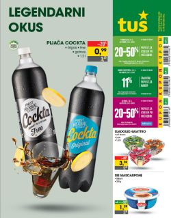Tuš katalog trgovine in franšize do 1. 6.