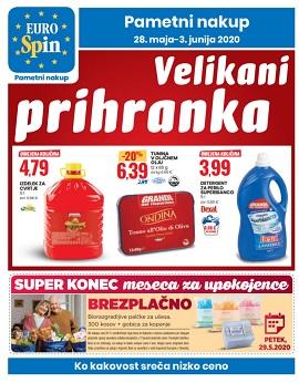 Eurospin katalog do 3.6.