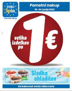 Eurospin katalog do 24. 6.