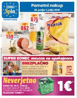Eurospin katalog do 1. 7.