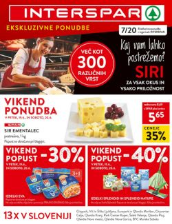 Interspar katalog do 30. 6.