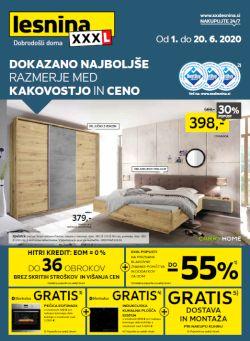 Lesnina katalog Dokazano najboljše razmerje do 20. 6.