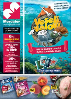 Mercator katalog do 17. 6.
