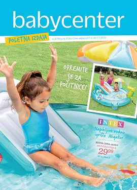 Baby Center katalog Poletna izdaja
