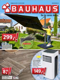 Bauhaus katalog avgust 2020