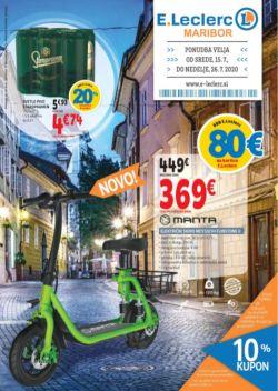 E Leclerc katalog Maribor do 26. 7.