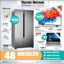 Harvey Norman katalog do 15. 7.