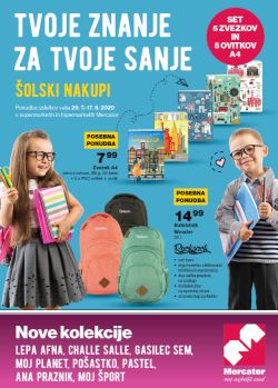 Mercator katalog Šola do 17. 8.
