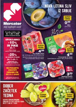Mercator katalog do 29. 7.
