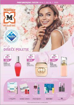 Muller katalog Parfumerija do 18. 7.