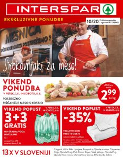 Interspar katalog do 11. 8.