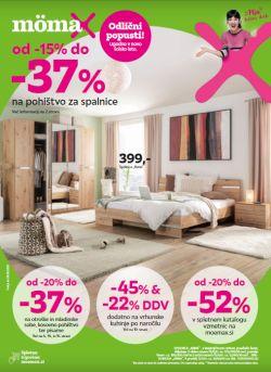 Momax katalog Pohištvo za spalnice