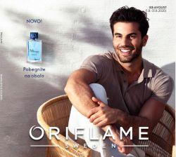 Oriflame katalog avgust 2020