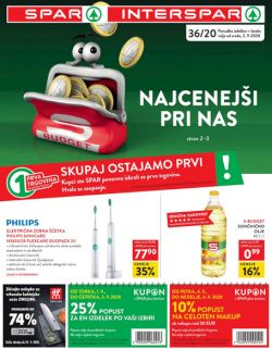 Spar in Interspar katalog do 15. 9.