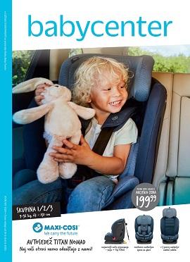 Baby Center katalog avgust 2020