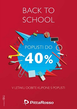PittaRosso katalog Back to school 2020