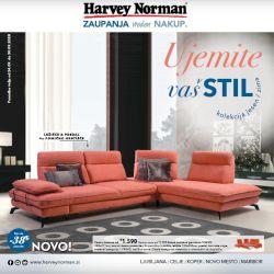 Harvey Norman katalog Ujemite vaš stil