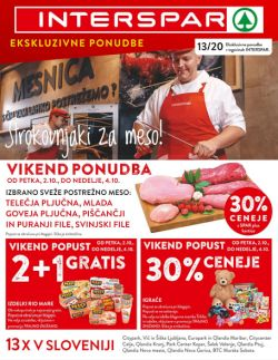 Interspar katalog do 6. 10.
