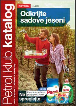 Petrol katalog Jesen 2020