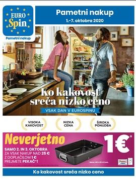 Eurospin katalog do 8.10.