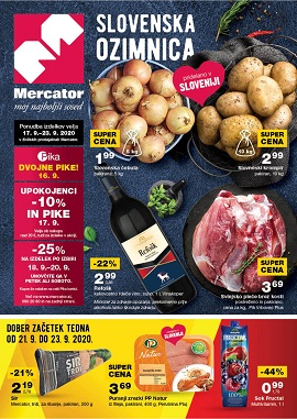 Mercator katalog do 23.9.