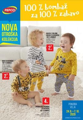 Pepco katalog Nova otroška kolekcija