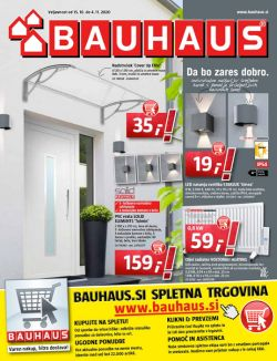 Bauhaus katalog do 4. 11.