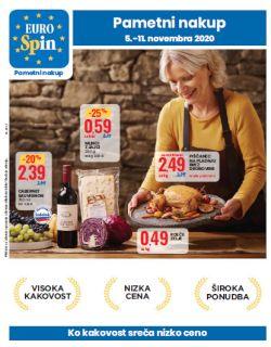 Eurospin katalog do 11. 11.