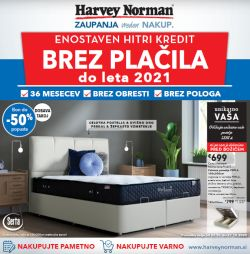 Harvey Norman katalog do 27. 10.