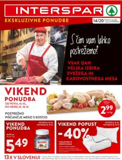 Interspar katalog do 20. 10.