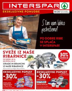 Interspar katalog do 3. 11.