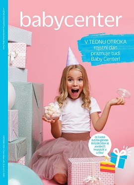 Baby Center katalog Rojstni dan