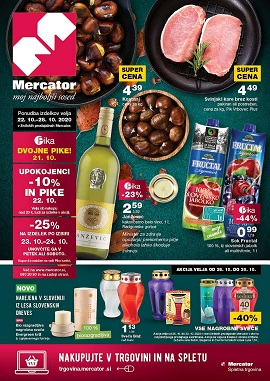 Mercator katalog do 28.10.
