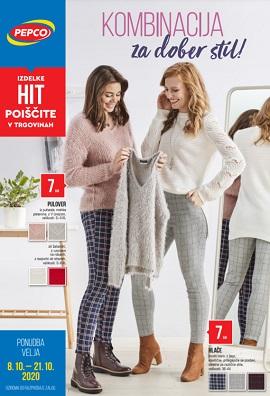 Pepco katalog Kombinacija za dober stil