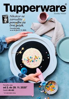 Tupperware katalog november 2020