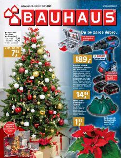 Bauhaus katalog december 2020