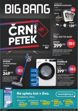 Big Bang katalog Črni petek do 30. 11.