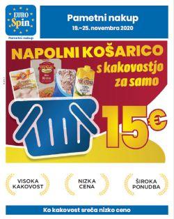 Eurospin katalog do 25. 11.